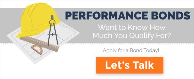 Performance bond Quote