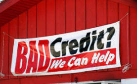 bad credit score bonds