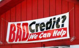 bad credit score bonds