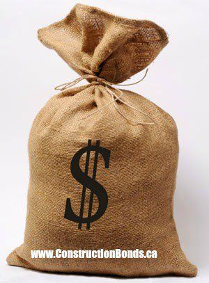 construction bonds cost