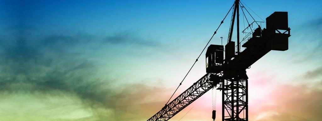 contractors crane