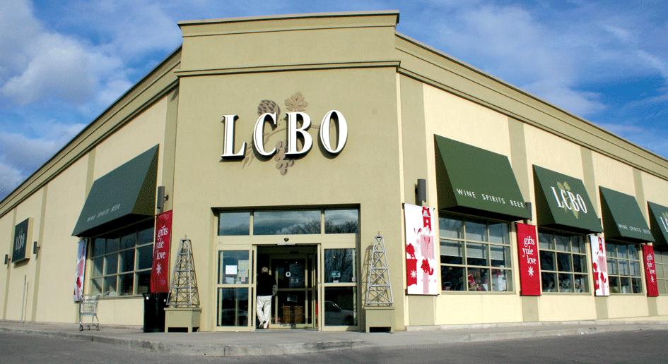 lcbo in canada