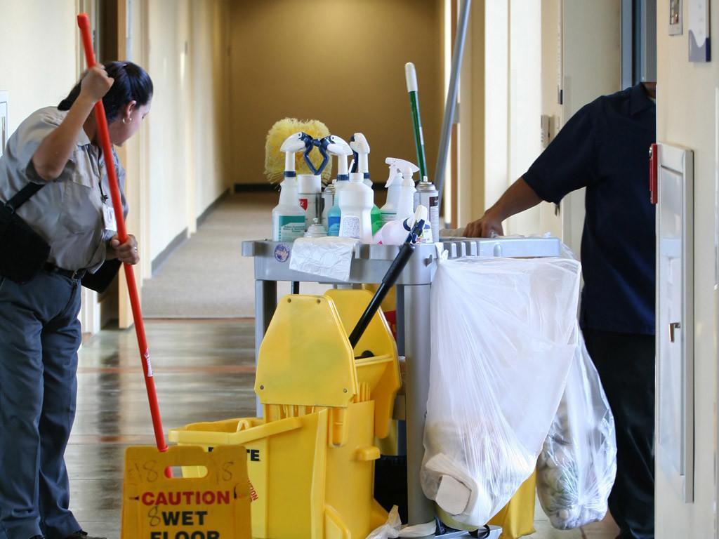 Janitor surety Bond
