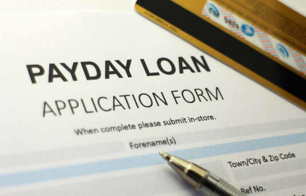 payday loan bond