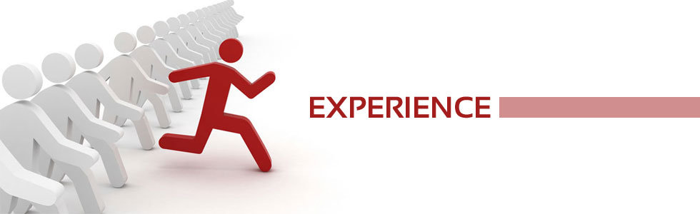 experience of construction company
