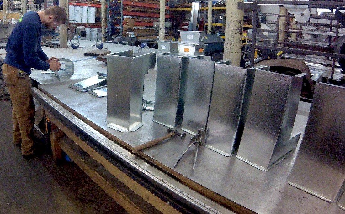 Sheet Metal Contractor Insurance