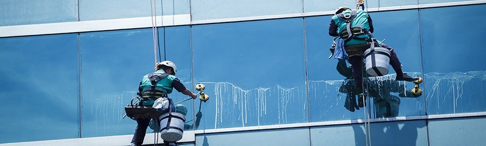 Window Cleaning Contractor Insurance